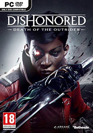 Dishonored: Death of the Outsider v1.145