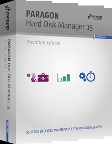 Image for Paragon Hard Disk Manager Advanced