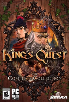King's Quest: The Complete Collection (Chapters 1-5)