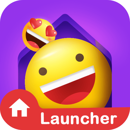 IN Launcher - Themes, Emojis & GIFs