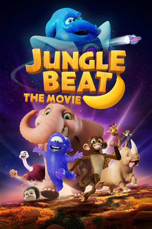 Jungle Beat: The Movie 2020