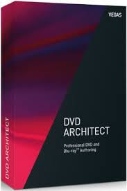 Image for MAGIX Vegas DVD Architect