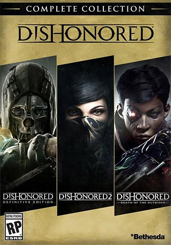 Dishonored: Complete Collection (GOG)