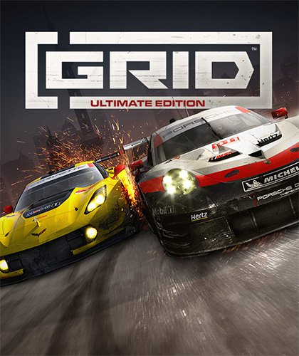 GRID: Ultimate Edition + 7 DLCs