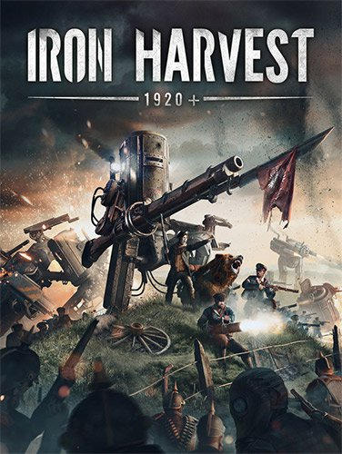 Iron Harvest v1.0.0.1600 rev.37863 (Build 5487982)