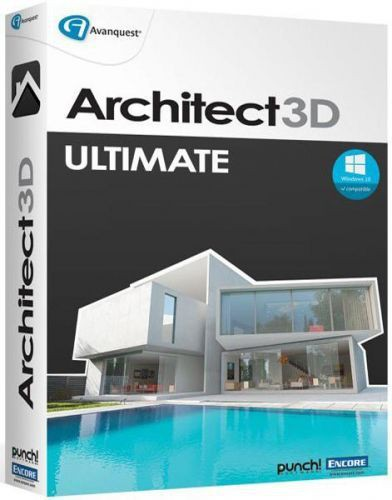 Image for Avanquest Architect 3D Ultimate Plus 2017