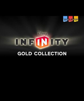 Disney Infinity: Gold Collection 1.0 + 2.0 + 3.0