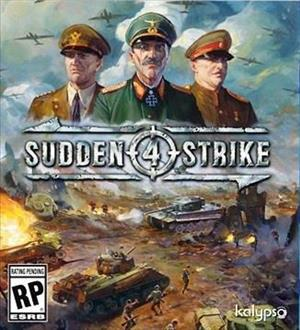 Sudden Strike 4: Day One Edition v1.12.28520 + 4 DLCs