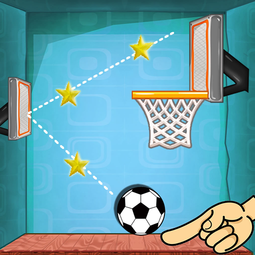 Wall Free Throw Soccer Game