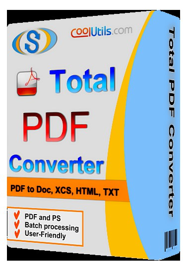 Image for Coolutils Total PDF Converter