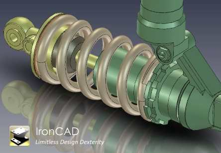 Image for IronCAD Design Collaboration Suite