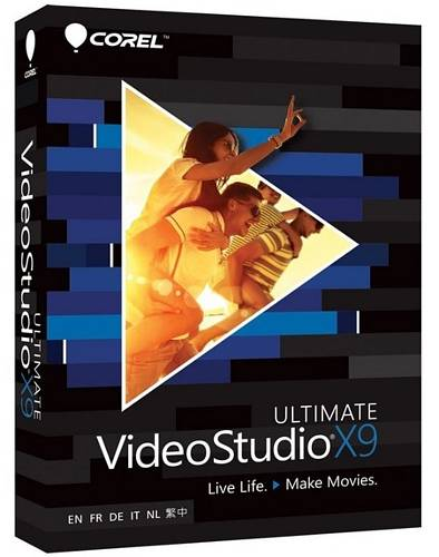 Image for Corel VideoStudio Ultimate